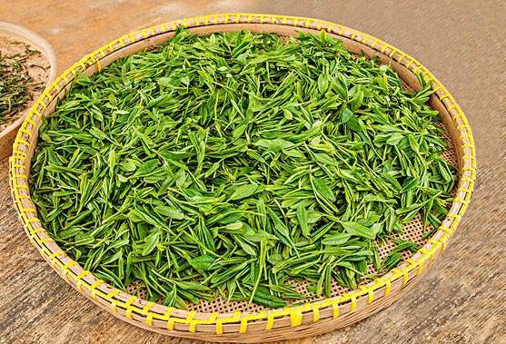 中国十大名茶,大红袍为茶类之最(号称茶中之王)