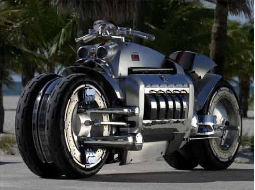世界上最快的摩托车,道奇战斧摩托车时速676千米(报价600万)