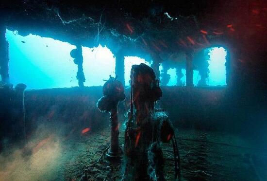日本化学武器_世界上最恐怖的湖泊,特鲁克泻湖(水下墓地) — 度哥世界之最