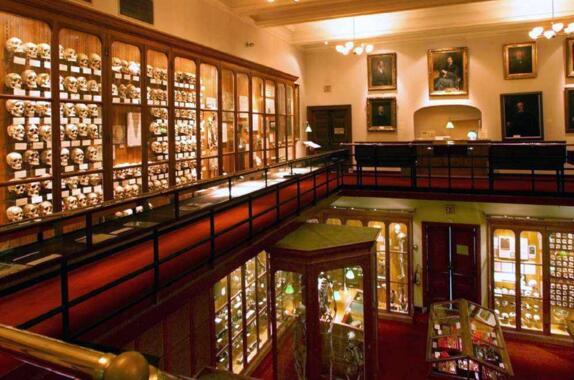 全球十大惊悚地点之一,美国费城马特博物馆(胆小勿入)