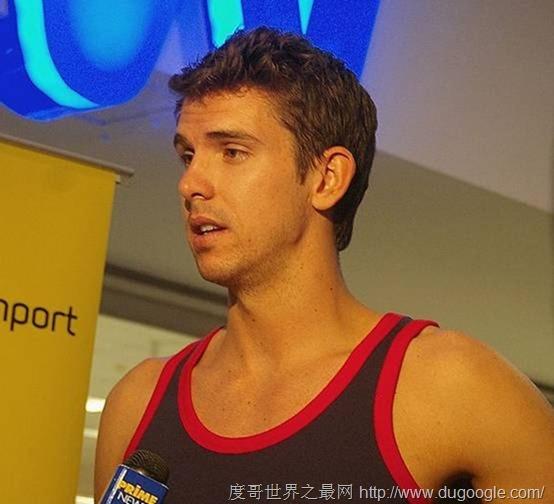 埃蒙·沙利文,男子纪录100米自由泳奥运纪录保持者