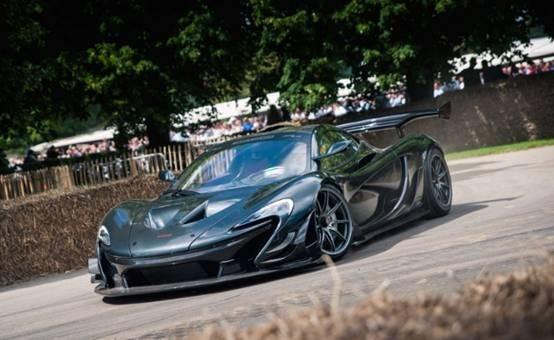 2017年世界10大最昂贵的汽车,迈凯轮P1 LM最贵