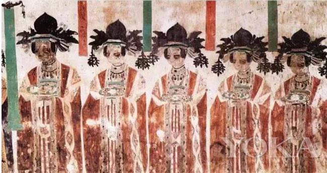三生三世刘亦菲白浅造型被玩坏,杨洋夜华都看不下去了(头顶盆栽)