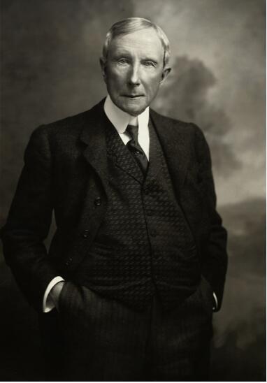 全球第一首富,洛克菲勒身价3053亿美元(超比尔盖茨3倍)