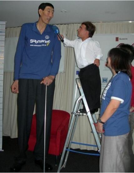 我〓国古代七尺男儿是多高?在1.65-1.75米之间(现在是2.3米)
