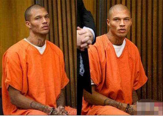 世界上最帅的囚犯,杰里米·米克斯(赶紧来舔屏)