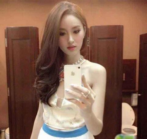 泰国最美人妖poy图片,简直美若天仙(poy变性前后对比照)