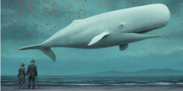 世界上潜水时间最长的鲸,抹香鲸(它的粪便竟是龙涎香)