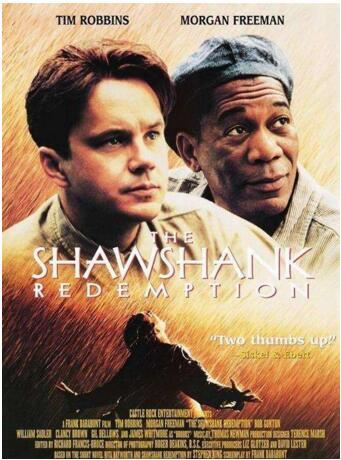 全球励志电影排行榜前十名,《肖申克的救赎》摘榜首