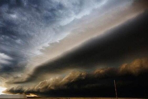 传言地震云能预测地震?你想太多了(误传的地震云图片欣赏)