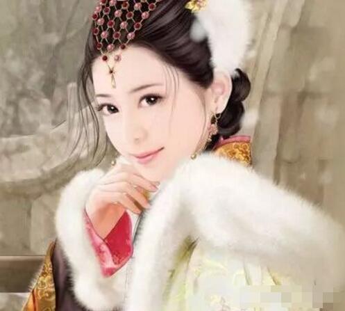 中国古代四大美女,貂蝉竟是个假冒的(虚构出来的美女)