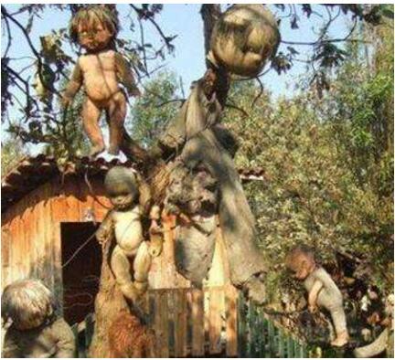墨西哥娃娃岛背后的故事,乃全球最惊悚的地点