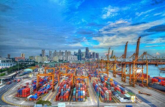 欧冠万博官网登陆港口排行榜,中国上榜七个(上海港位居第一)