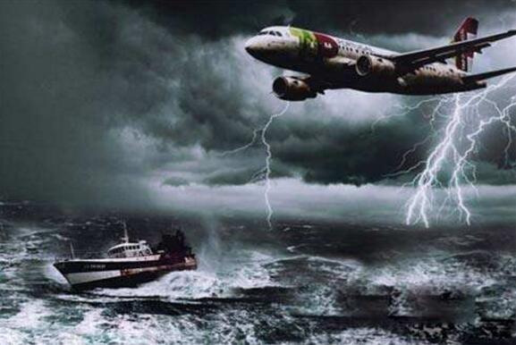 百慕大三角之谜真相,上百个船只飞机在这失踪(真相揭秘)