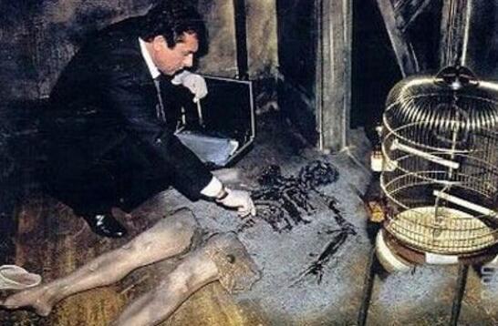 可怕的人体自燃真实事件,被火烧成灰烬仅剩一只脚