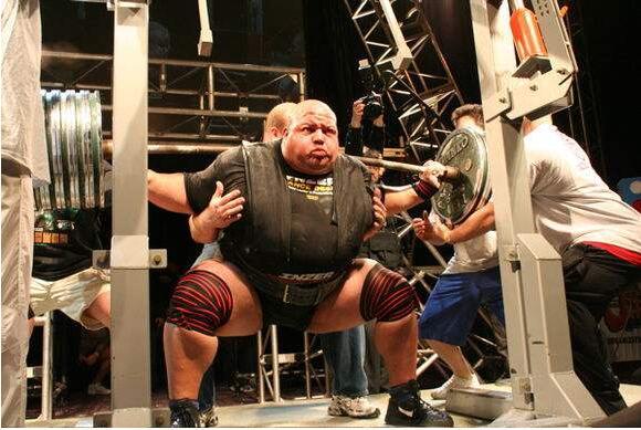 世界上力量最大的人,杰夫·刘易斯(能举起7万斤的大卡车)