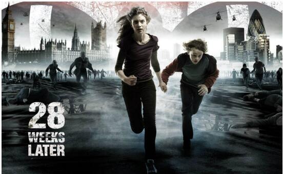 好看的僵尸片排行榜前十名,活死人黎明系列依旧最经典