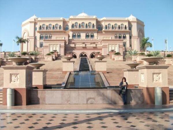 全球唯一八星级酒店,酋长国宫殿酒店(帝王般享受)