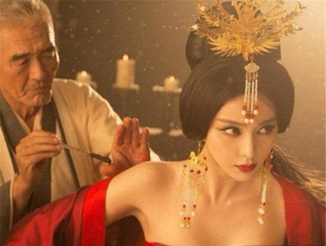 中国历史上十大女色狼,荒淫无度如狼似虎代表