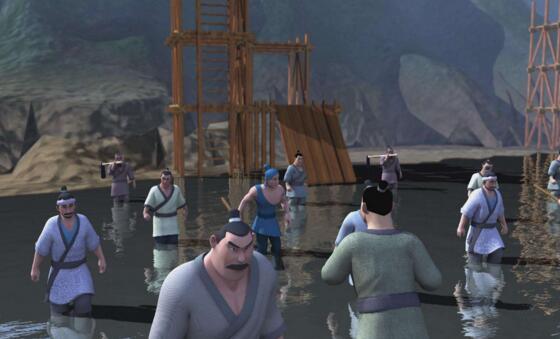 李冰治水的历史记载,都江堰就是由他所修建的