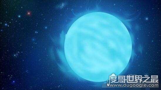 宇宙中最大的星球,r136a1是太阳的265倍大