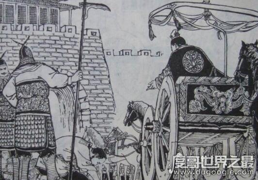 数典忘祖的意思是什么,周景王驳籍谈忘本的故事