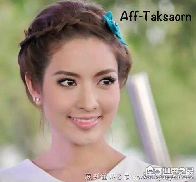 泰国最美10大女明星_泰国最美10大女明星