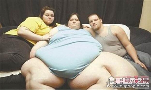 世界上最胖的孩子,阿里亞·珀爾馬納(僅10歲重400斤)
