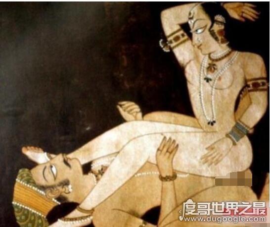 古代印度春宫图,古印度春画竟弥漫着艺术的气息(组图)