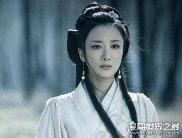 项羽的老婆虞美人虞姬,其容貌堪比古代四大美女(虞姬图片)