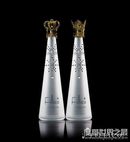 世界上最贵的矿泉水,最贵的一瓶顶你十年工资(40万)