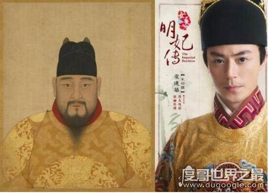 明英宗朱祁镇,明朝时期最为传奇的皇帝(曾2次座上皇位)
