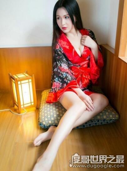 揭秘日本和服美女背后的奥妙,一藏一露中尽显女子风情