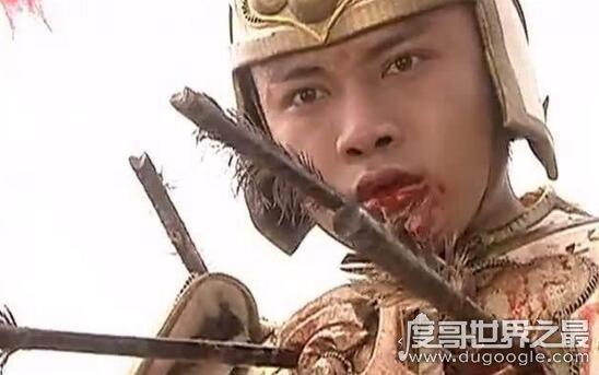 隋唐英雄罗成怎么死的,被引入陷阱乱箭穿心而死