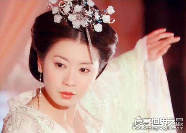 中国十大古装美女明星排行,赵丽颖获2017最美古装女神称号