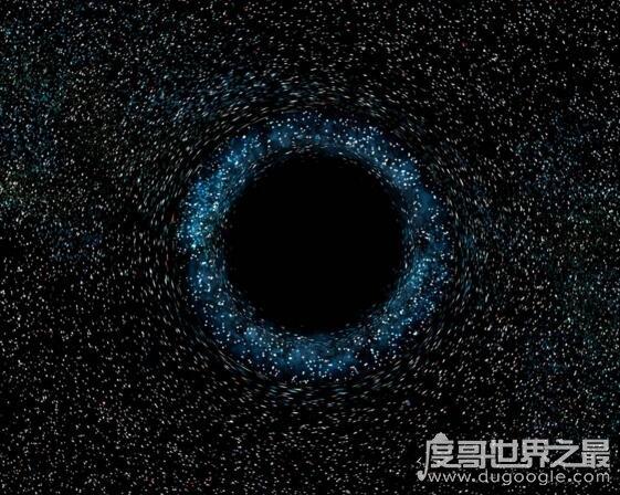 黑洞是什么,宇宙黑洞里面是什么(都源于一个点)