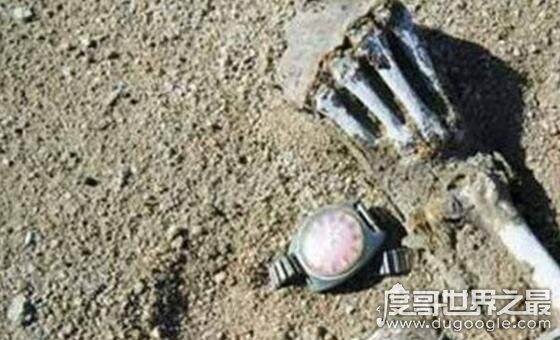 新疆和田生化僵尸事件,卫星拍到罗布泊丧尸吃人照片