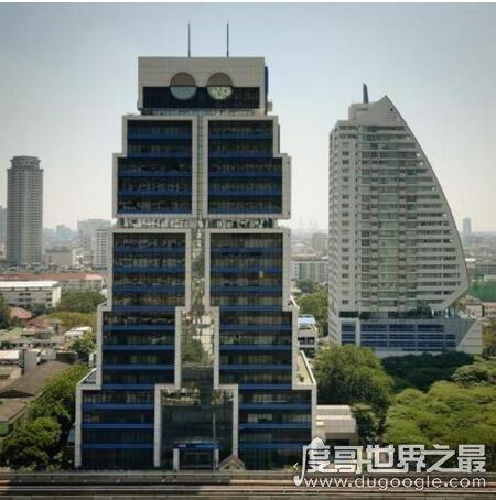世界十大最奇特的摩天大楼,北京央视大裤衩大楼最出名