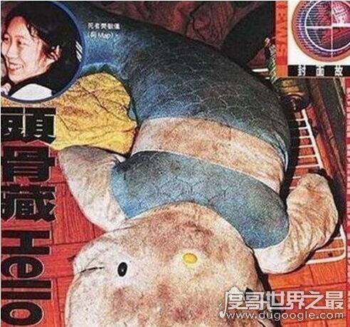 中国香港十大奇案,雨夜屠夫林过云将尸体做标本