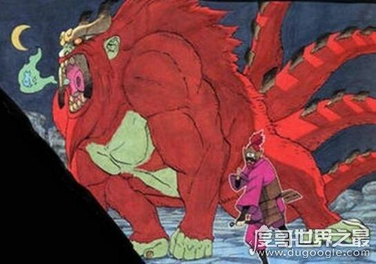 火影忍者尾兽实力排名,九大尾兽四尾孙悟空最弱