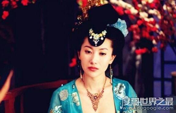 历史上4位兰陵公主,结局没有最惨只有更惨