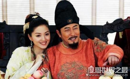 唐朝安康公主最终结局,贞观之治安康公主扮演者