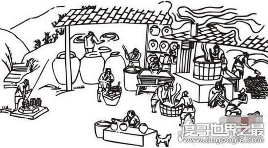 酒圣杜康是哪个朝代的人,有黄帝/夏/汉朝三种说法