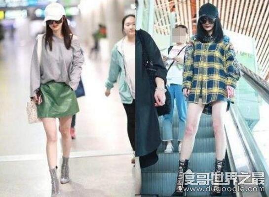 中国现代四大美女,范冰冰气场全开杨幂带货女王