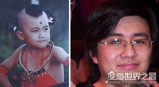 老版西游记演员聚首_老版西游记红孩儿扮演者赵欣培,学历最高的童星 — 度哥世界之最