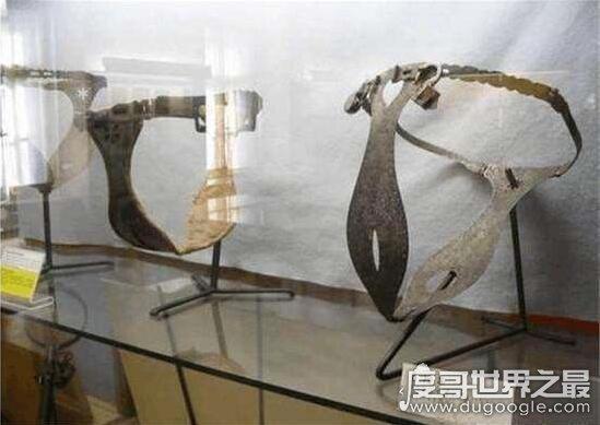 贞操带是什么,古代的贞洁如今性虐待的情趣用品