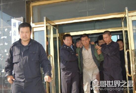 丧心病狂的杀人魔石悦军,被捕后扬言还想再杀五人