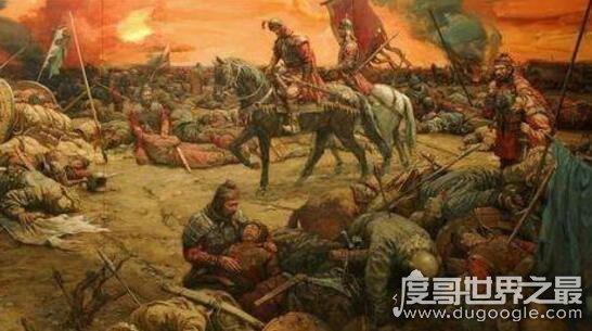 五胡乱华为什么不能讲,汉族被屠杀仅剩400万人