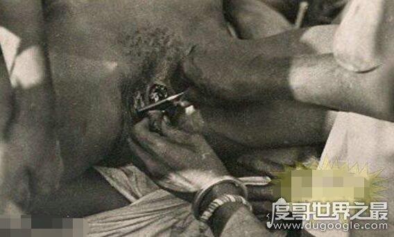 降低性欲的非洲女性割礼,竟是男人对性欲的需求