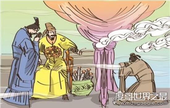 李林甫口蜜腹剑的故事,连安禄山都对他感到害怕